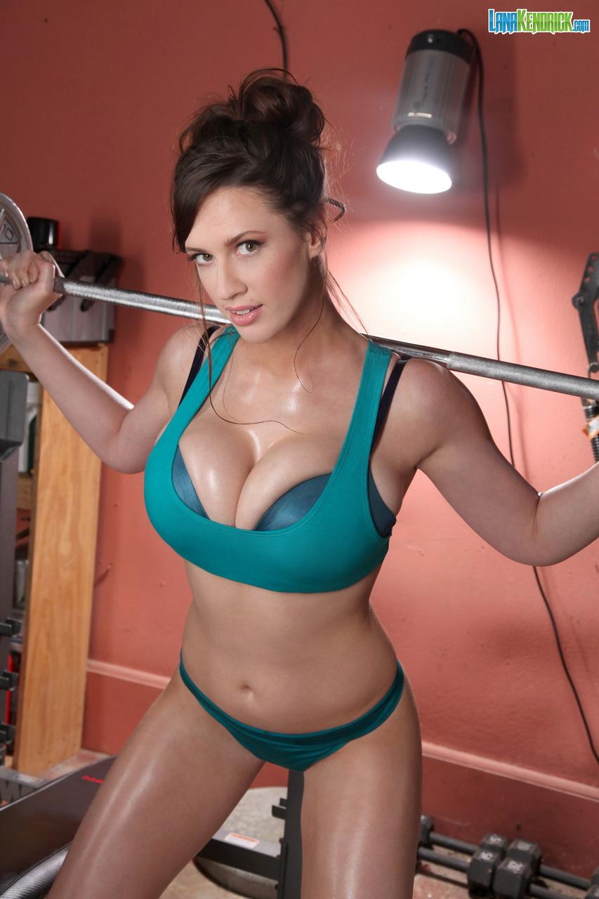 Lana Kendrick Workout Hottie Set 2 adult gallery